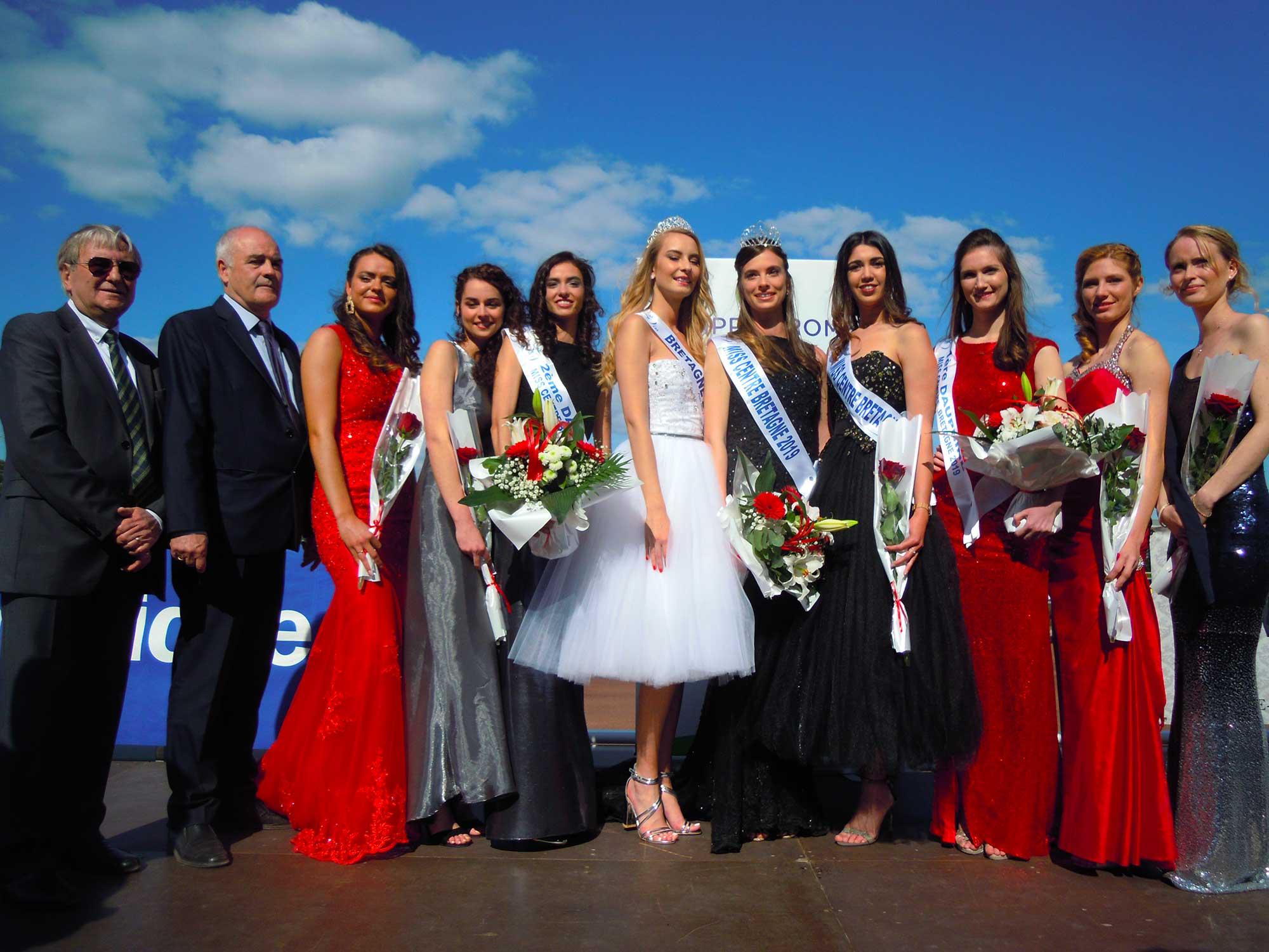 L'hippodrome Maure de Bretagne accueille l'élection de Miss centre Bretagne 2019