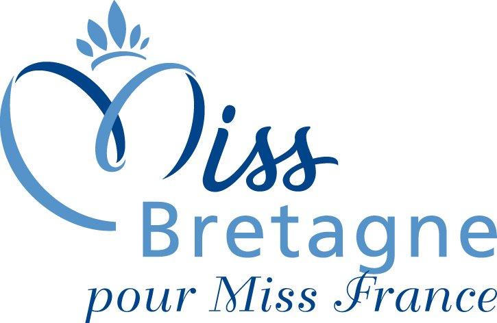 logo Miss Bretagne pour Miss France - Agence 53*11